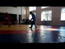 Боевое самбо. Чемпионат академии