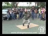 Sage Francis DANCE BATTLE prt1