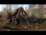 Геймплейный трейлер The Witcher 3: Wild Hunt