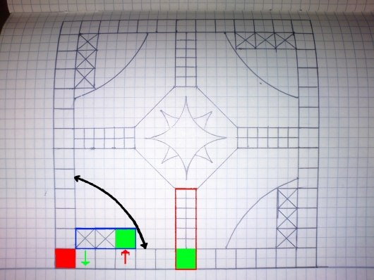 как нарисовать план схему