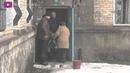 20.01.2015 Срочно! Обстрел Киевского района. Наши корреспонденты попали под обстрел