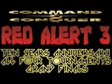 Command And Conquer Red Alert 3 Ten Years Anniversary All Four Tournaments Grand Finals 2018 - 11