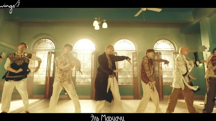 [RUS SUB] [РУС САБ] BTS (防弾少年団) Airplane pt.2 -Japanese ver.- Official MV