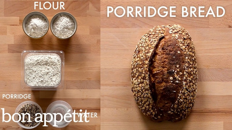 How to Make 3 Kinds of Bread from 1 Sourdough Starter Handcrafted Bon Appétit