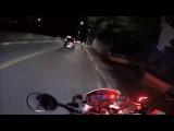 Погоня на скорости 150 км/ч - лучше, чем в кино!