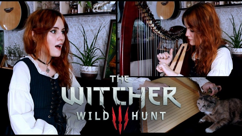 The Witcher 3 Wild Hunt The Wolven Storm Priscilla's Song Gingertail Cover