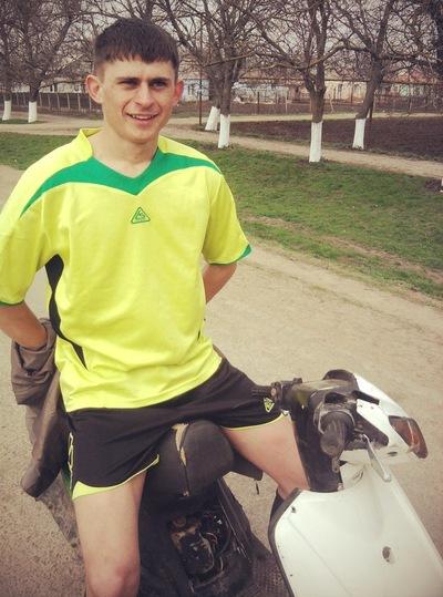 Руслан Поповский, 11 мая 1995, Одесса, id154858466