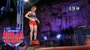 Ninja run Olivia Vivian Semi final Australian Ninja Warrior 2018