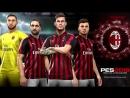 Anche in PES2019 ci sarà un Milan fedelissimo alloriginale
