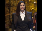 Моника Беллуччи на мужском показе Dolce&Gabbana