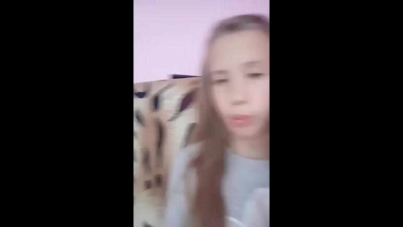 Катя Жолобова - Live