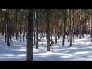08 03 2018 Настя на тюбинге сверху mp4