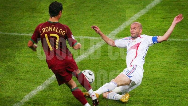 Cristiano Ronaldo FIFA World Cup 2006 Portugal Best Skills Show
