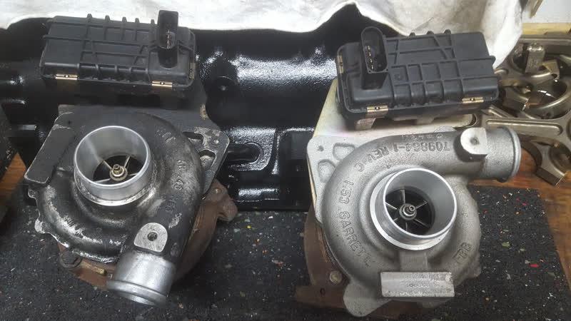 Турбина электронный актуатор бмв это ахиллесова пята двигателя М67 740d E38