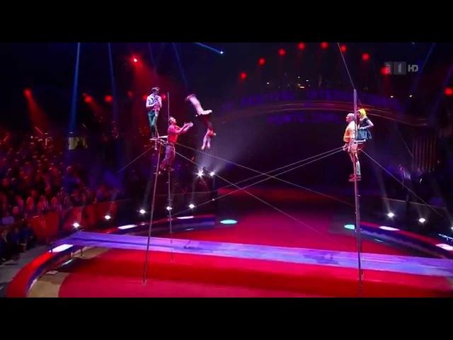Truppe Dobrovitskiy / Monte Carlo (2014) HD