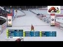 Биатлон. Кубок мира. Этап 1 в Поклюке, Словения. Женщины. Гонка преследования. 10 км.