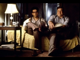 «Бартон Финк» |1991| Режиссеры: Джоэл Коэн, Итан Коэн | драма, детектив, комедия