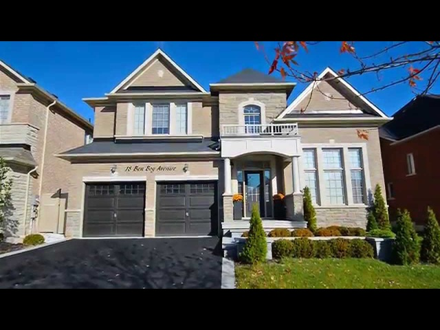 18 Ben Boy Avenue Schomberg Joe Saraceni