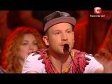 «Х-фактор-5» / Ульяна, сестра Анастасии Черновой - Be my Valentine / Киев (27.09.2014)