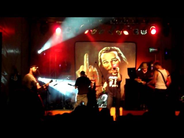 Bloodhound Gang - I Hope You DIE (live in Maimunarnika, Sofia 23.06.2013)