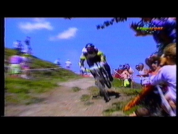 Grundig MTB Downhill World Cup Kaprun 1993