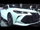 2019 Toyota Avalon TRG - Exterior And Interior Walkaround