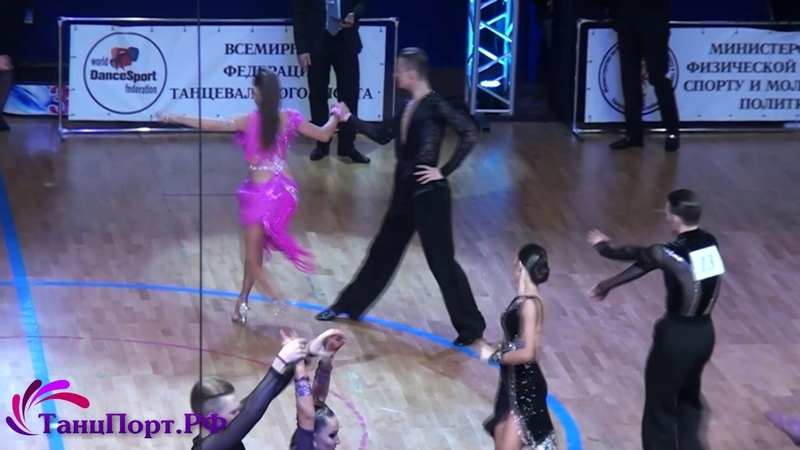 Artem Beginin - Diana Maltseva, 1-4 Final, Pasodoble
