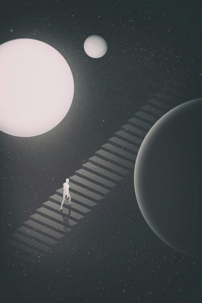 Звёздное небо и космос в картинках 4clrMTZqC1w