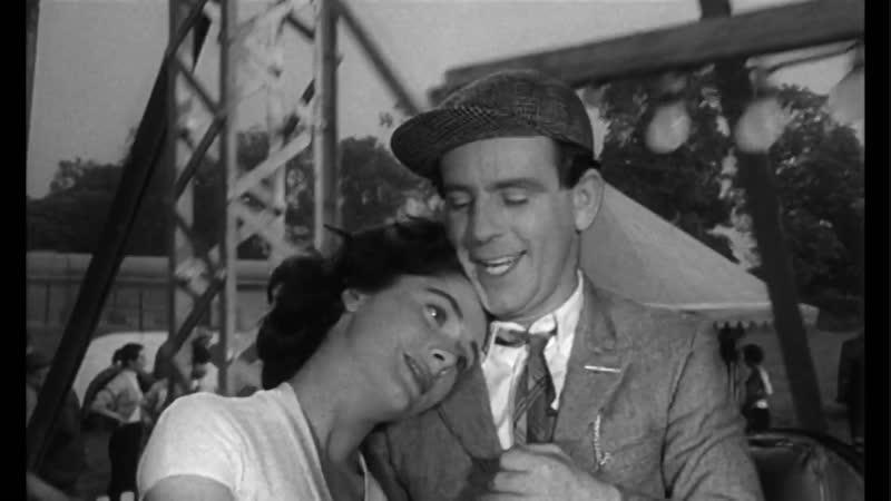 Х/Ф Мистер Питкин: Вверх тормашками / Up in the World (UK, 1956) Комедийный фильм, в главной роли Норман Уиздом.