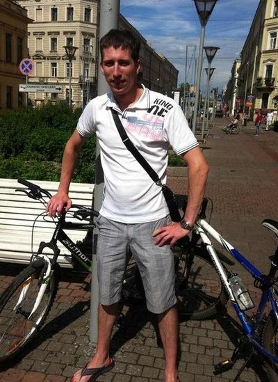 Александр Малышев, 23 октября , Санкт-Петербург, id320684