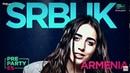 SRBUK 'Walking Out' (Armenia)   Live at ES Pre Party 2019 (Madrid)   Eurovision 2019