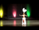 Daila Samba belly dance Čaro Orientu 2014 19451
