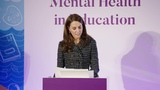 The Duchess of Cambridge at Mental Health in Education conference Heads Together