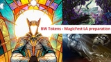 MagicFest LA Prep BW Tokens - Round 1 vs Artifact Prison