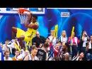 Jeremy Evans Highlights 14 pst, 8 reb, 1 ast vs Nizhny Novgorod 20.11.2016