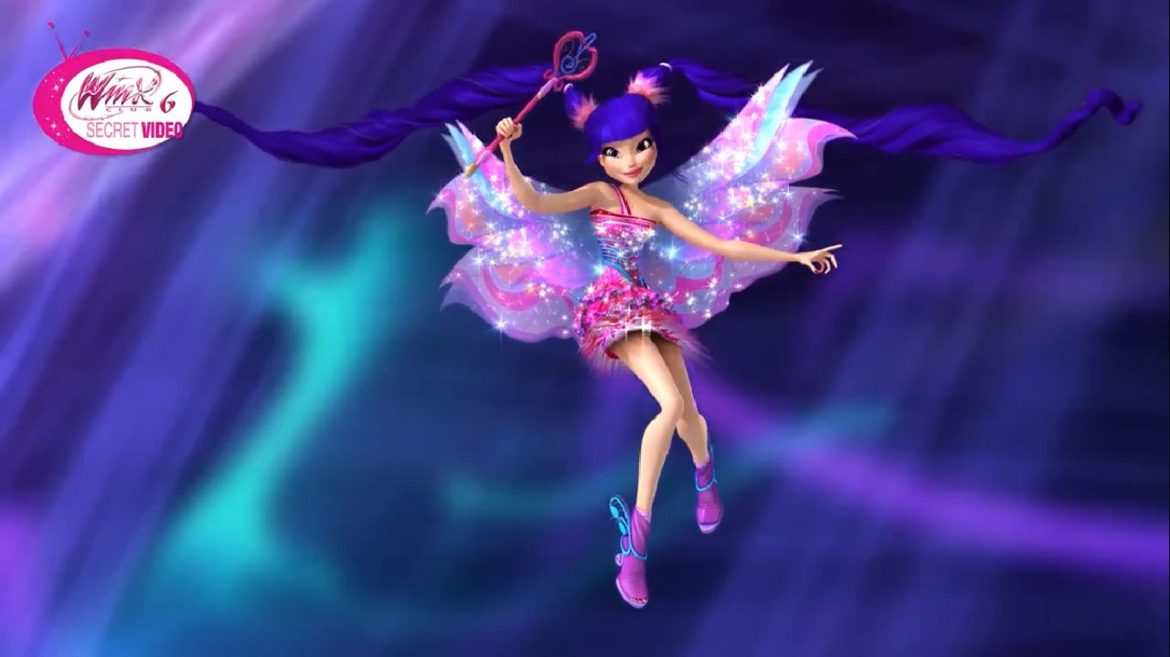 Winx Club Saison 6 Transformation Musa Mythix 3d