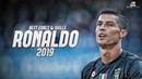 Cristiano Ronaldo ● Best Goals Skills ● 18/19 HD