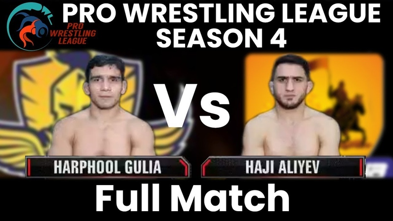 PWL 4 Day 4 Harphool Gulia vs Haji Aliyev (65Kg) | MP Yodha vs Mumbai Maharathi | Full Match