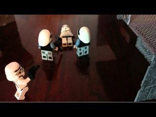 5 серия - Как выжить в Звездных войнах LEGO мультик