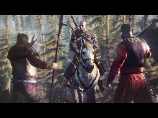 The Witcher 3 Gameplay - Combat, Spells, Open World, Sunrise