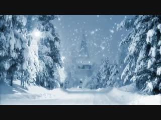Клип 2018! По белому снегу (REMIX) Классная песня! Рекомендую! ) NEW 2018 (1)