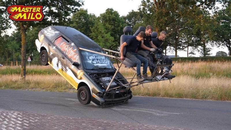 Worlds best convertible! Wipkar 2.0 testdrive