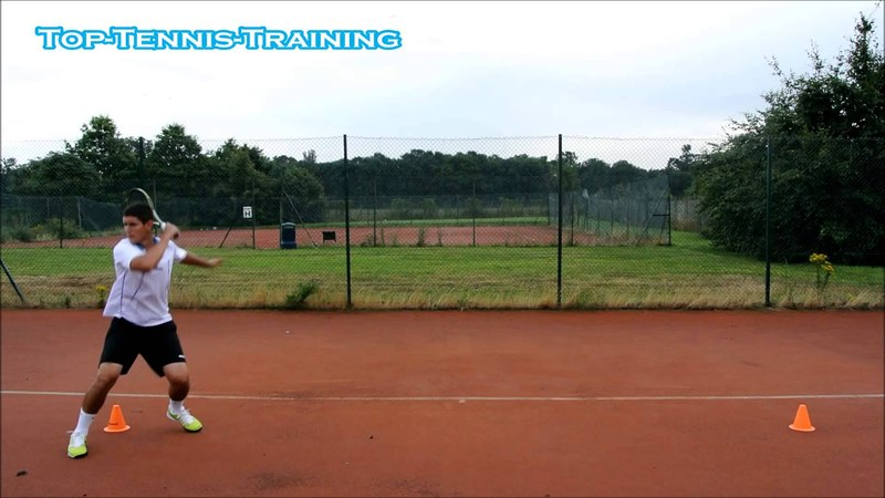 Tennis Footwork | How To Recover Fast | 3 of 3