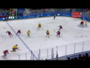 Зимняя олимпиада - 2018. Мужчины. Группа C. 1-й тур. Норвегия - Швеция. 2 часть 15.02 10.40