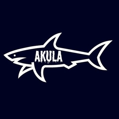 Серьезное, картинка с надписью акула