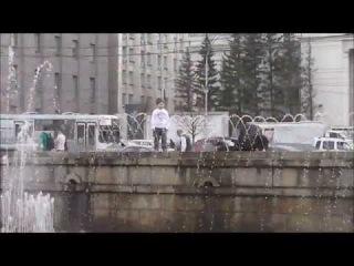 Песня про Новосибирск. Весна в Центре Державы.
