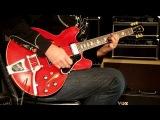 Gibson Memphis Rich Robinson ES-335 • SN: 04248