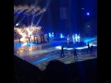 27/02- Loreen- Euphoria (Art On Ice) - Цюрих- Instagram