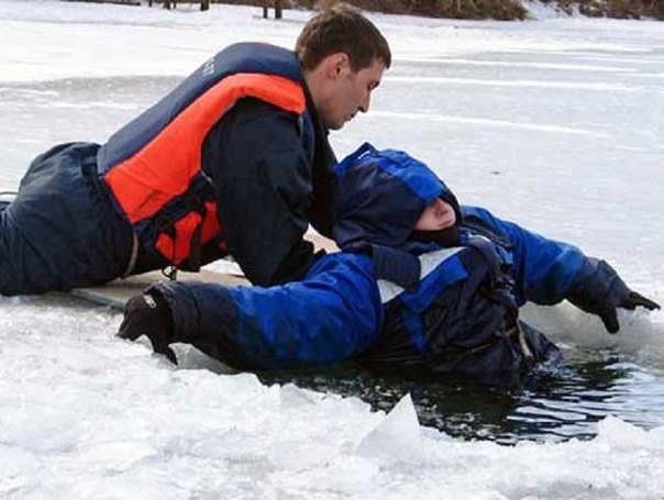 Под Таганрогом погиб 8-летний ребенок, провалившись под лед речки Миус