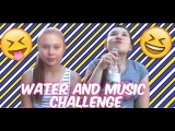 Water and music challenge-Alina Cat